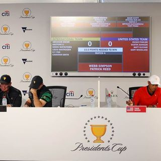 FOL Press Conference Show-Wed Dec 11 (Presidents Cup-Day 1 Pairings)