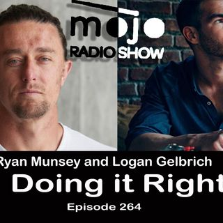 Ryan Munsey Logan Gelbrich. Insights to help us go right.