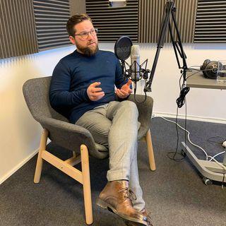 Episode 17: Nikolaj Holm - Er mammutter svaret på klimakrisen?