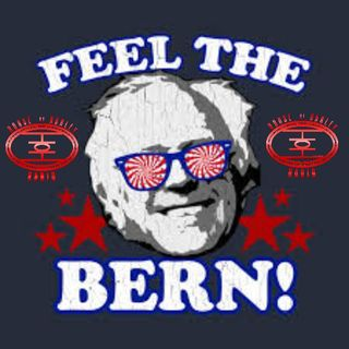 Feel the BERN Get Out to Vote Concert feat Bernie Sanders