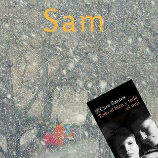 Sam. Todo el bien y todo el mal. Care Santos