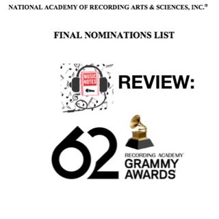 Episode 8 - Review: Grammys 2020 Nominations