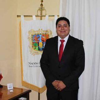 La entrevista con Luis Gerardo Sánchez, Presidente Municipal de San Luis de la Paz, Gto.