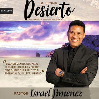 05-El desierto es para los hijos-Pastor Israel Jimenez