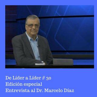 ESPECIAL Entrevista a Marcelo Díaz