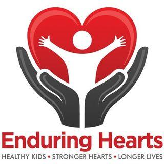Kelly Fechalos with Enduring Hearts on Non Profits Radio