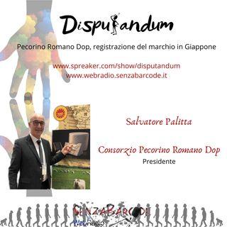 Pecorino Romano Dop, registrazione del marchio in Giappone. Ne parliamo con il presidente del consorzio Salvatore Palitta