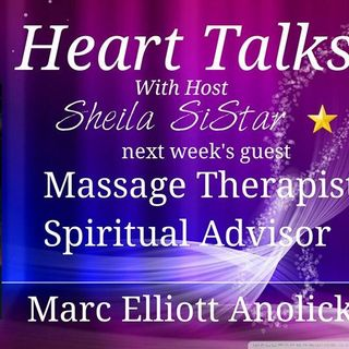 Heart Talks Guest Marc Anolick