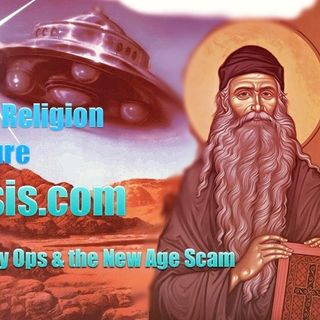 (Half) Orthodoxy & The Religion of the Future: UFOs & Cult Psy Ops-Jay Dyer