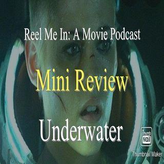 Mini Review: Underwater