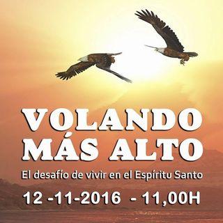 VOLANDO MÁS ALTO
