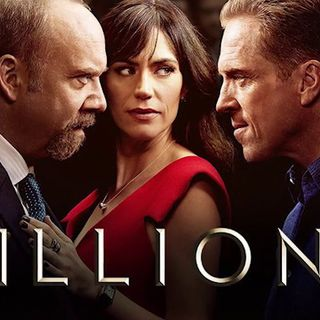 #9: Talking Billions with Darren Smith plus Why I'm Not Into The Romanoffs (Yet)