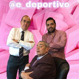 Comenzando la Semana, Lunes de Jaboncito en Espacio Deportivo de la Tarde 31 de Agosto 2020