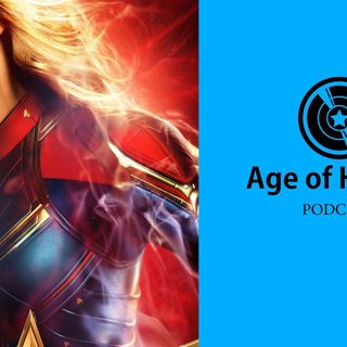 Captain Marvel and the need for Representation | Age of Heroes #65