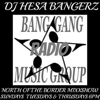 Dj Hesa Bangerz Monday Mixx N Underground Blizz Replay 10 17 2016