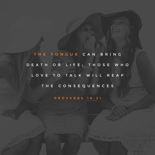 Episode 210: Proverbs 18:21 (August 16, 2018)