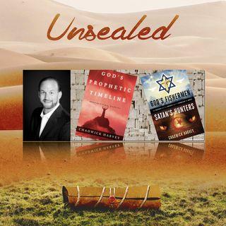 Unsealed S2 - Chadwick Harvey - God's Fishermen, Satan's Hunters