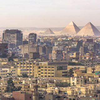 Al-Sisi's New City:  Post Arab Spring for Cairo