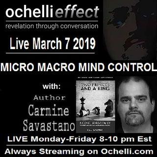 Micro Macro Mind Control
