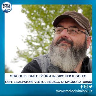 Viaggio a Spigno Saturnia, intervista al sindaco Salvatore Vento