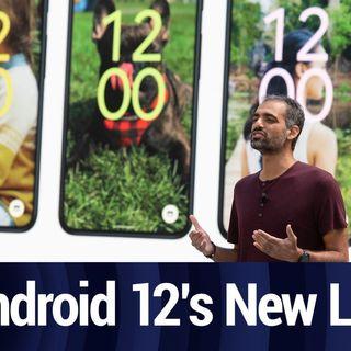 Android 12 Unveiled - Google I/O '21 Keynote | TWiT Bits