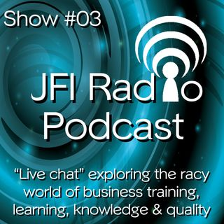 #03 JFI Radio 'LIVE' episode