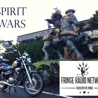 Spirit Warriors on The Fringe Frontier!
