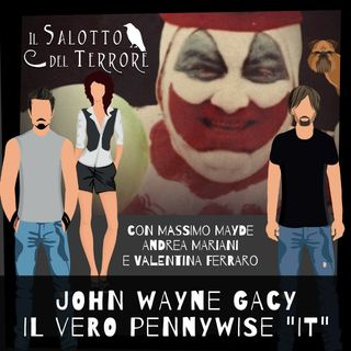 John Wayne Gacy il vero IT - Il Killer Clown