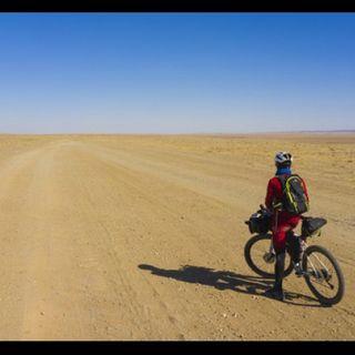 2200 km in bicicletta attraverso il Deserto del Gobi