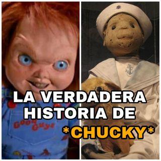 #60 - LA VERDADERA HISTORIA de CHUCKY - Halloween