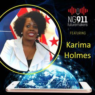 Karima Holmes - Washington OUC