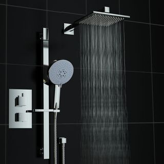 5 Function Luxury Dual Shower Head System Review