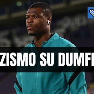 Lazio-Inter, Dumfries oggetto di insulti razzisti: l'episodio