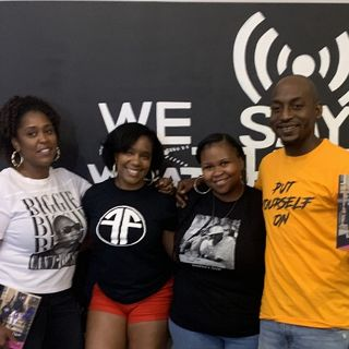 """Young Gifted & Black - EP13 """"Put Yourself On"""" Feat Fully Focused  Dance Company & Andrea Toussain"""