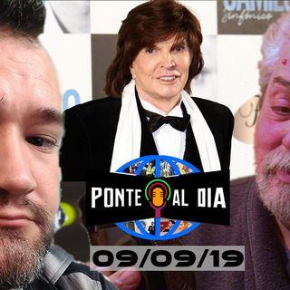 Camilo Sesto | Ponte al día 09/09/2019