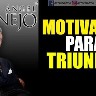 01. MOTIVADOS PARA TRIUNFAR - CONFERENCIAS MAGISTRALES