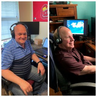 Chip and Denny Feature the Called Out Quartet this week on the Gospel Jubilee.