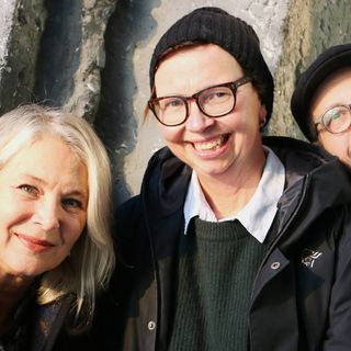 Helena von Zweigbergk, Per Naroskin och Maja Aase