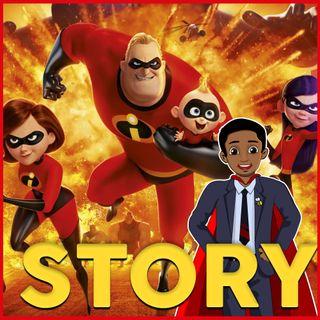 Incredibles - Sleep Story