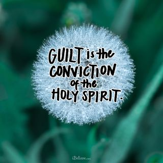 A Prayer for Conviction from the Holy Spirit