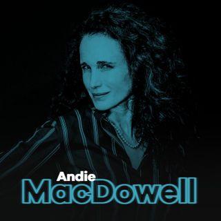 Andie MacDowell