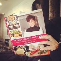 Kris Jenner In The Kitchen