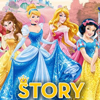 The Princesses - Bedtime Story