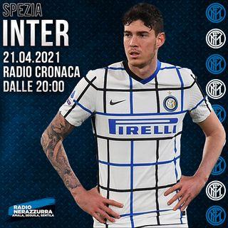 Post Partita - Spezia - Inter 1-1 - 21/04/2021