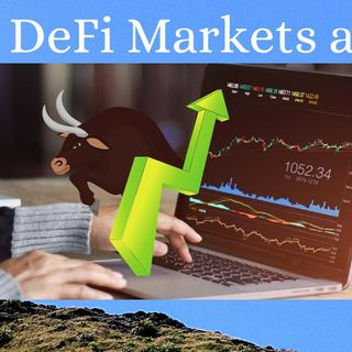 DeFi Markets Are Lit!