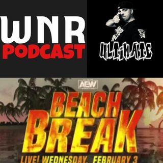 WNR330 AEW BEACH BREAK