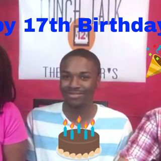 Starr's Son is Turning 17 Today and He is Their Special Guest on Today's Show!