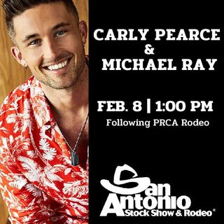 Michael Ray / San Antonio Stock Show & Rodeo