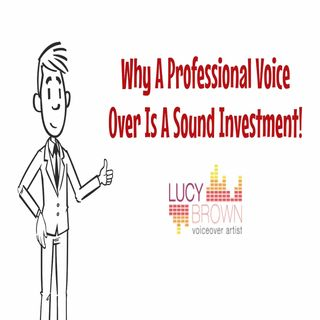 Why A Professional Voice Over Is A Sound Investment