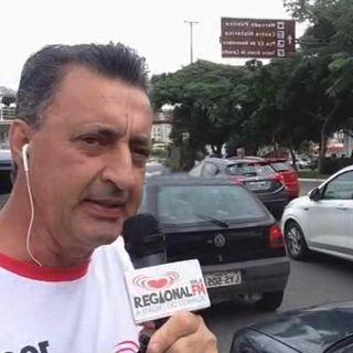 LUIZINHO DA REGIONAL INDIGNADO COM A INDÚSTRIA DE MULTAS